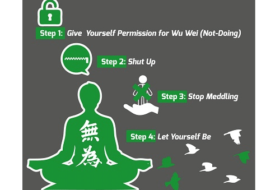 4 Simple Steps to Activate Powerful Wu Wei (Not Doing)